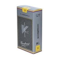Caja de cañas clarinete Mib VANDOREN modelo V12