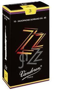 Caja de cañas saxofón soprano VANDOREN modelo ZZ JAZZ
