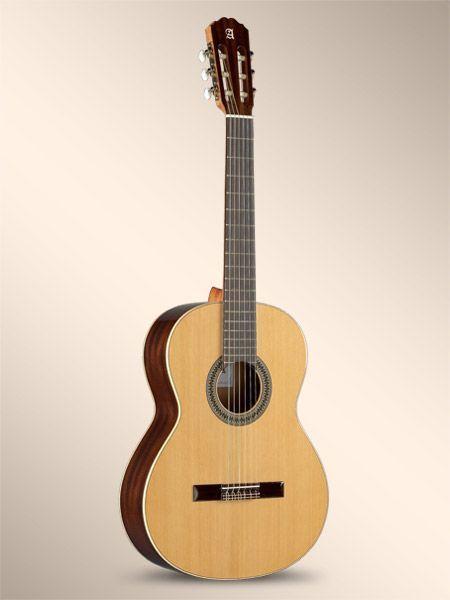 Guitarra clásica ALHAMBRA modelo 2C