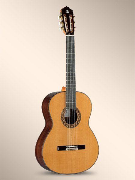 Guitarra clásica ALHAMBRA modelo 6P