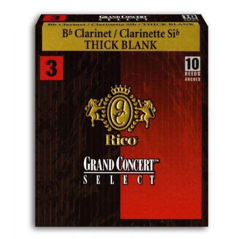 Caja cañas clarinete RICO modelo GRAND CONCERT SELECT