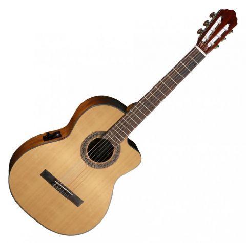 Guitarra clásica CORT modelo ACC 11ME