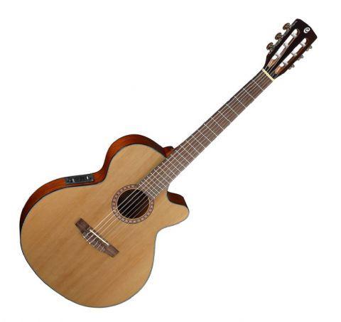 Guitarra clásica CORT modelo CEC 5