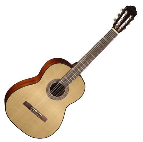 Guitarra clásica CORT modelo AC 10