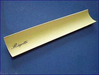 Palas de fagot G. RIGOTTI modelo CP/76