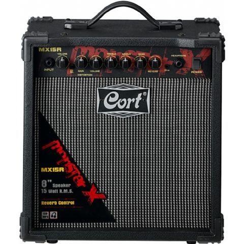Amplificador guitarra eléctrica CORT modelo MX 15R