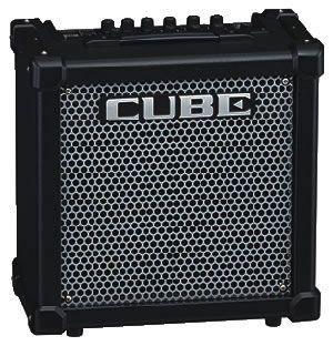 Amplificador guitarra ROLAND modelo CUBE-20GX