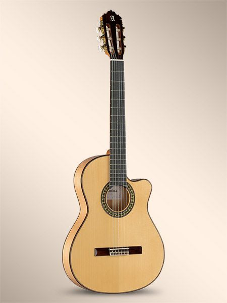 Guitarra Cut-Away ALHAMBRA modelo 5 F-CT-E2