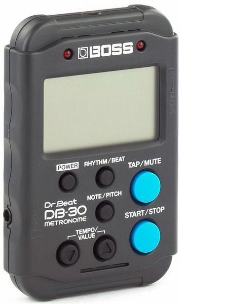 Metrónomo BOSS modelo DB-30