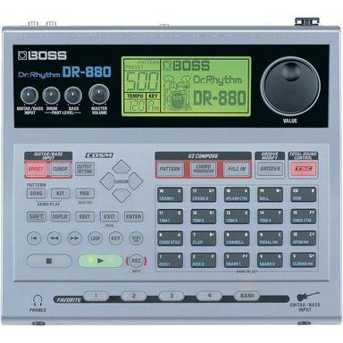 Caja de ritmos modelo DR-880