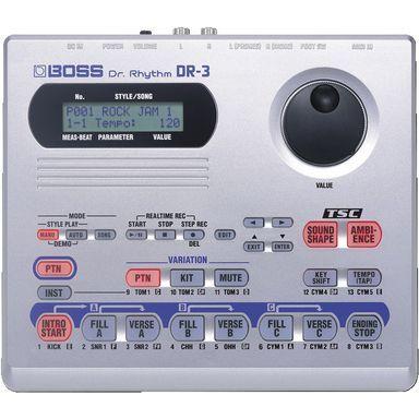 Caja de ritmos BOSS modelo DR-3