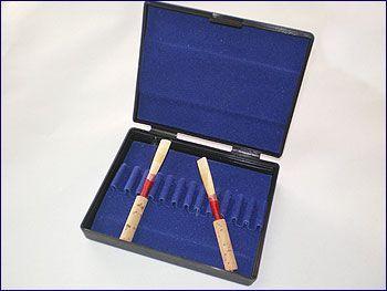 Estuche cañas oboe RIGOTTI modelo EOP/12