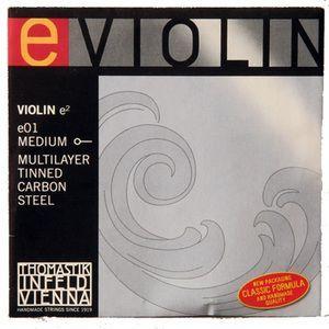 Cuerda 1ª violin ESPECIAL E-STRINGS modelo 48 st