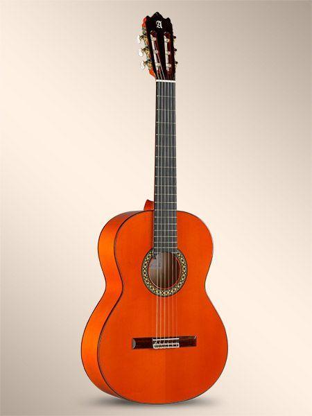 Guitarra flamenca ALHAMBRA modelo 4F