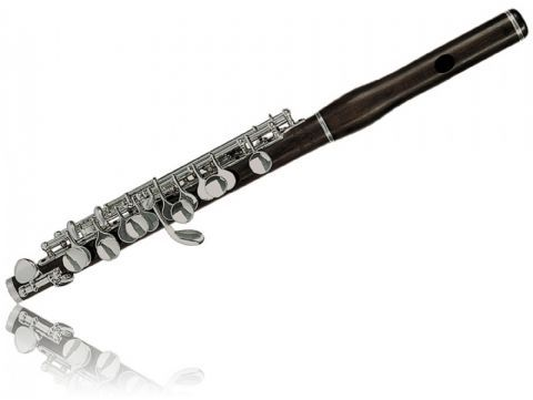 Flautin HAMMIG modelo 650/3 sin apoyalabios y sin forma