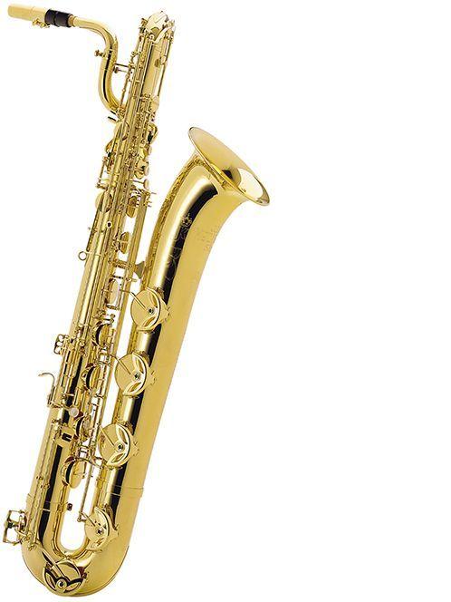 Saxofon baritono KEILWERTH modelo SX90 JK4310-8-0 descendiendo al LA grave