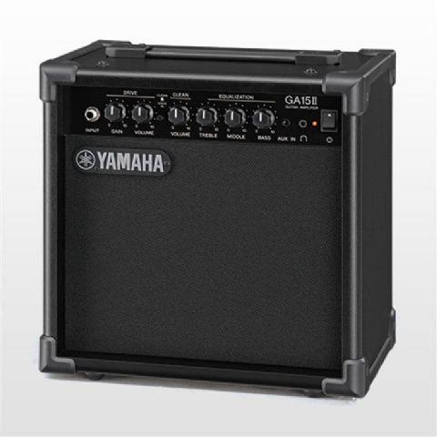 Amplificador guitarra electrica YAMAHA modelo GA15II