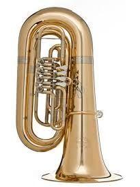 Tuba en Sib B&S modelo GR55-L PT-600