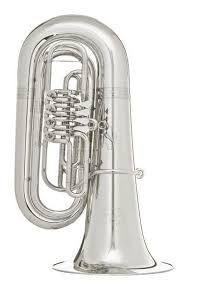 Tuba en Sib B&S modelo GR55-S PT-600