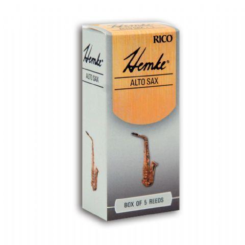 Caja cañas saxofón alto RICO modelo HEMKE