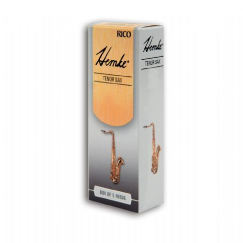 Caja cañas saxofon tenor RICO modelo HEMKE