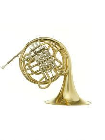 Trompa doble HANS HOYER modelo 6801A-L