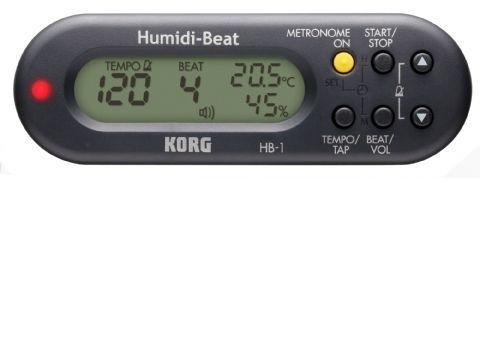 Metronomo KORG modelo HUMIDI-BEAT