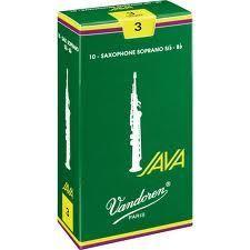 Caja de cañas saxofón soprano VANDOREN modelo JAVA
