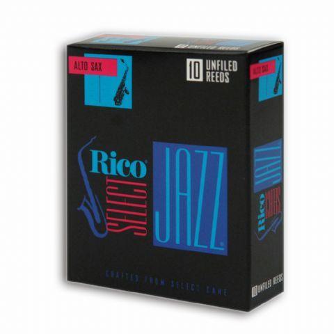 Caja cañas saxofon alto RICO modelo SELECT JAZZ
