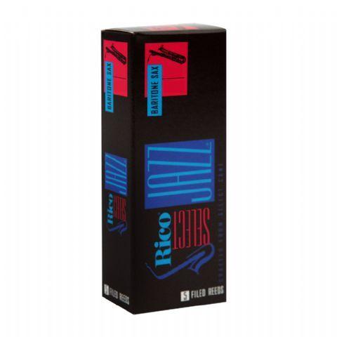 Caja cañas saxofon baritono RICO modelo SELECT JAZZ