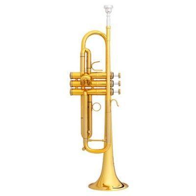 Trompeta en Sib B&S modelo JBX-GL