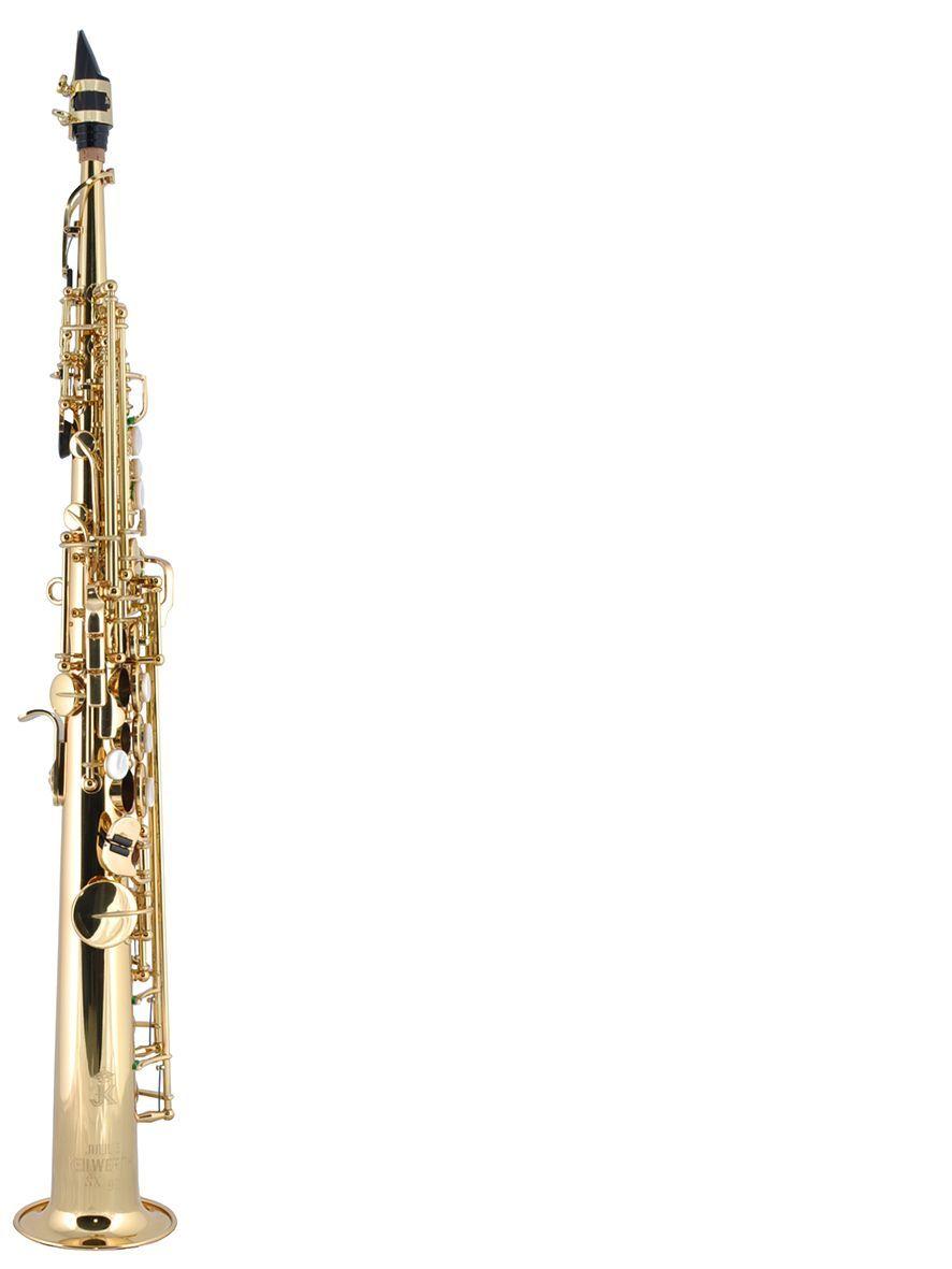 Saxofon soprano KEILWERTH modelo SX90 JK1300-8-0