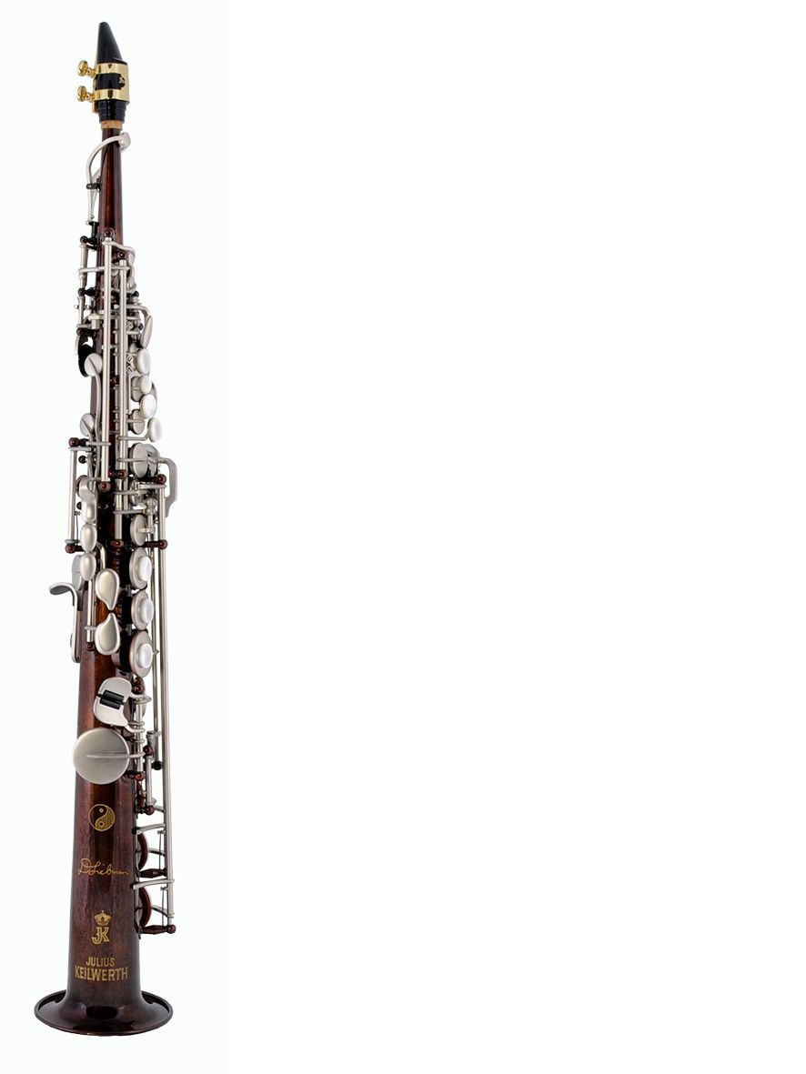 Saxofon soprano KEILWERTH modelo SX90 JK1300-8DLS-0 DAVE LIEBMAN SIGNATURE