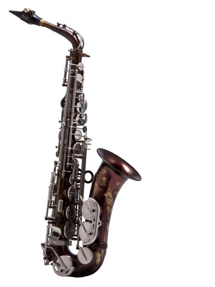 Saxofon alto KEILWERTH modelo SX90R JK2400-8V-0 VINTAGE