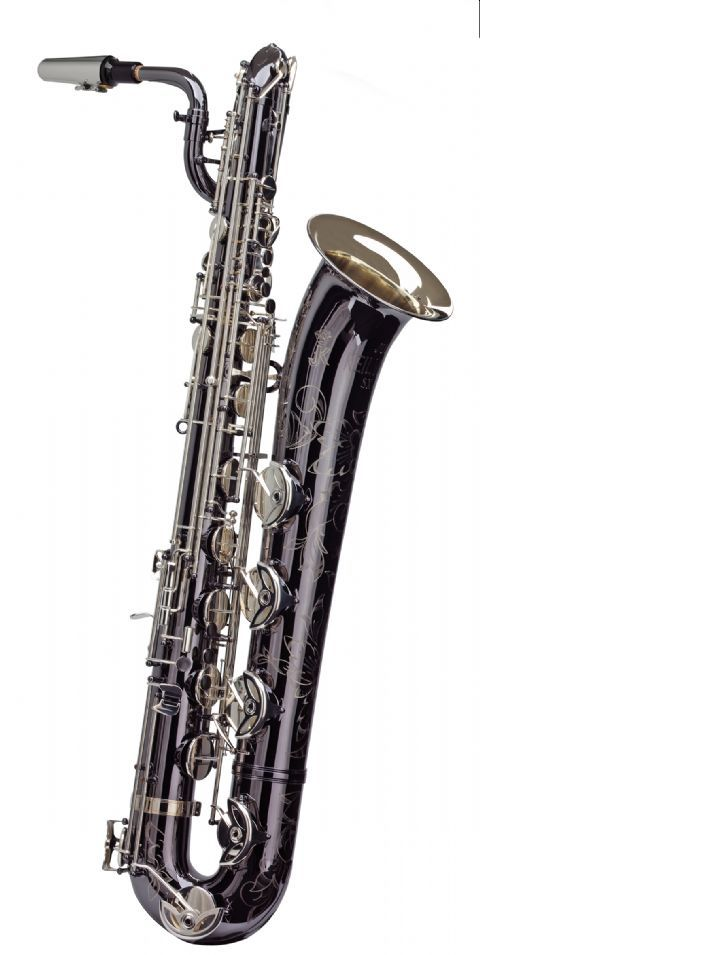 Saxofon baritono KEILWERTH modelo SX90R JK4411-5B2-0 SHADOW