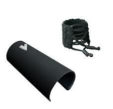 Abrazadera con boquillero  saxofón alto VANDOREN modelo KLASSIK
