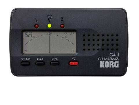Afinador guitarra o bajo KORG modelo GA-1