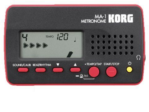 Metronomo KORG modelo MA-1