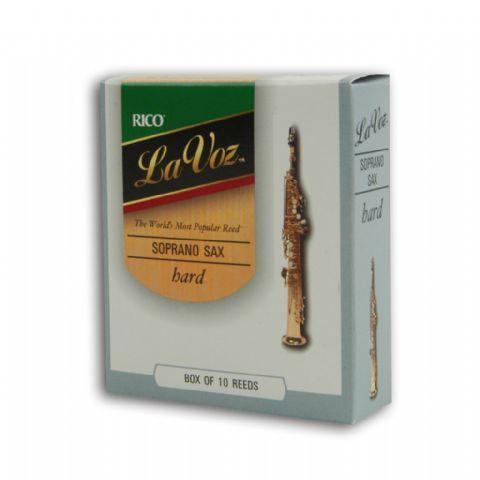 Caja cañas saxofon soprano RICO modelo LA VOZ
