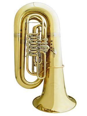 Tuba en Sib B&S modelo GR51-L PT-605