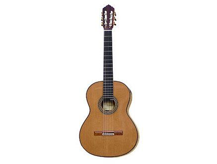 Guitarra clásica ALHAMBRA modelo Línea Profesional