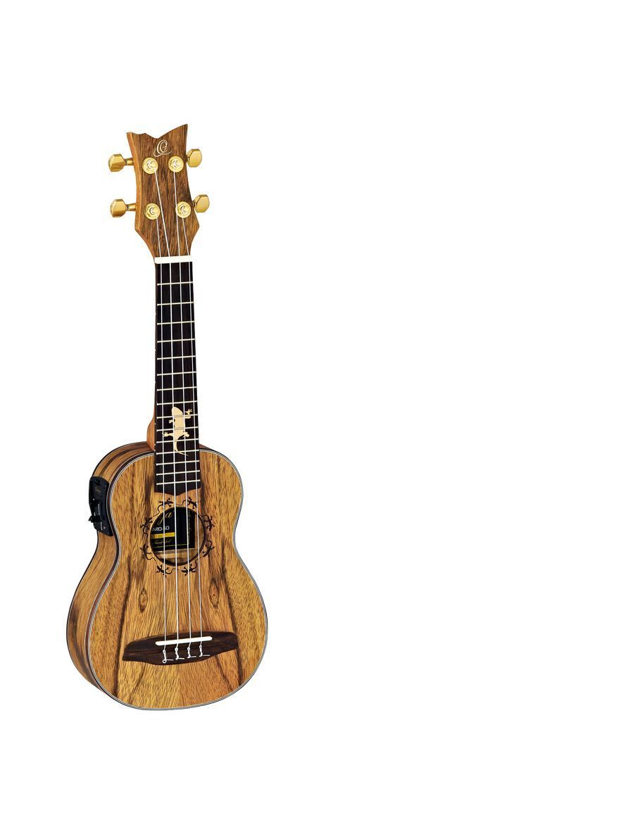 Ukelele soprano ORTEGA modelo LIZARD-SO-GB
