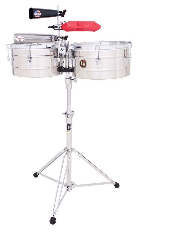 Timbaletas LP modelo LP255S