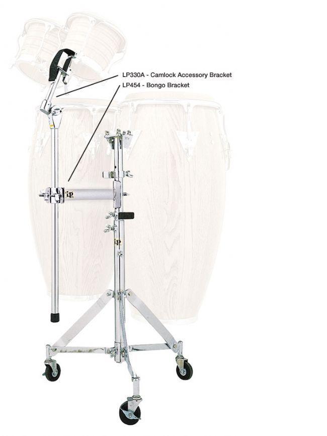 Soporte bongos LP modelo LP330A