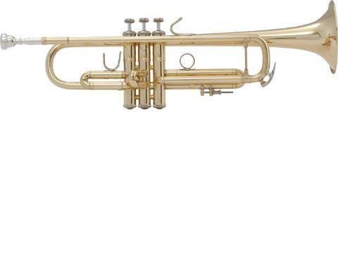 Trompeta Sib BACH modelo LR180ML tudel standard LACADA