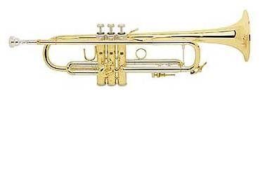 Trompeta Sib BACH modelo LR180ML tudel standard GOLDMESSING