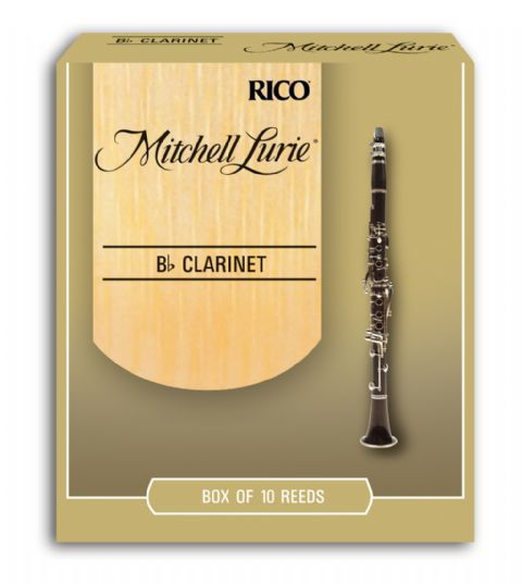 Caja cañas clarinete RICO modelo MITCHELL LURIE