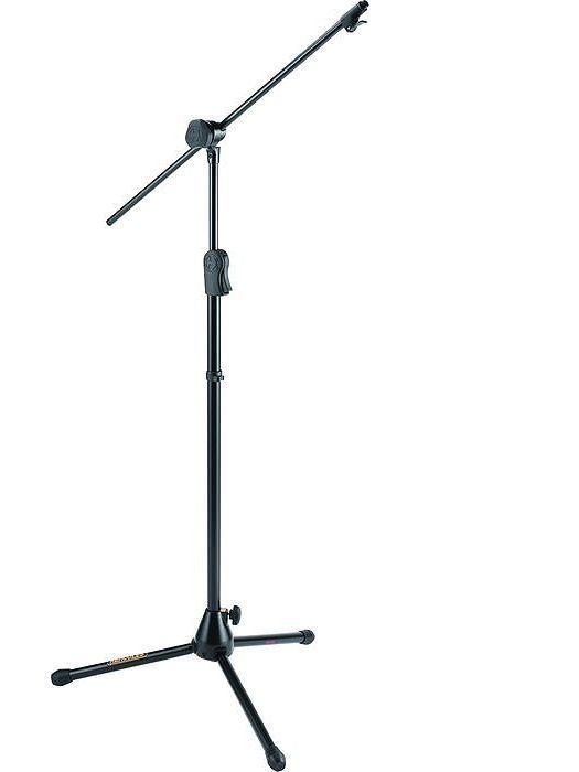 Pie de microfono jirafa HERCULES modelo MS-533-B