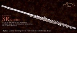 Flauta MURAMATSU modelo SR RB-E-O