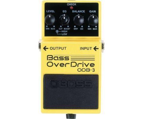Pedal BOSS modelo ODB-3